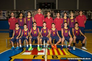 FB Barcelona Preinfantil 2014