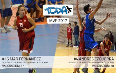 MVP Torneo Ciudad de Alcalá 2017