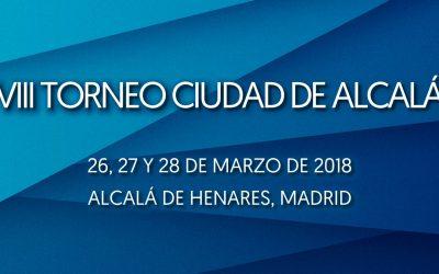 La VIII Edición del Torneo Ciudad de Alcalá ya tiene fecha